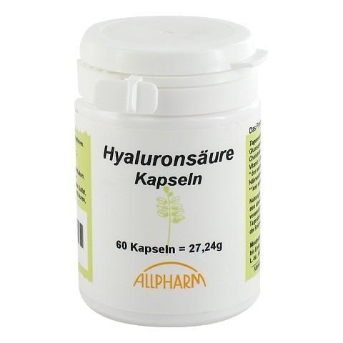 HYALURONSÄURE 50 mg Kapseln 60 Stück
