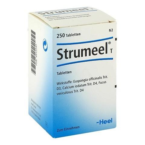 STRUMEEL T Tabletten 250 Stück N2