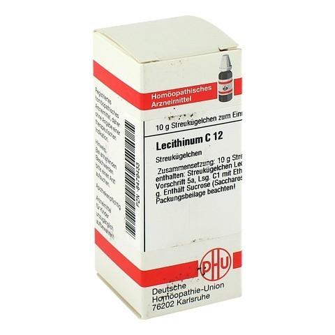 LECITHINUM C 12 Globuli 10 Gramm N1