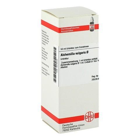 ALCHEMILLA VULGARIS Urtinktur 50 Milliliter N1