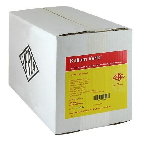 Kalium Verla 500 Stück