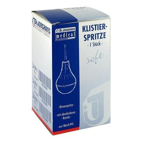 KLISTIERSPRITZE 340 g Gr.11 birnf.Weich-PVC 1 Stück