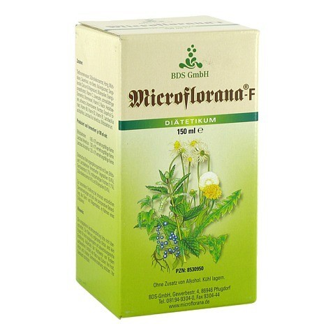 MICROFLORANA F Fluid 150 Milliliter
