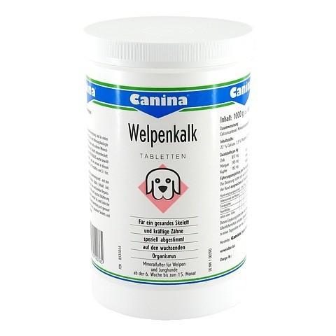 WELPENKALK Tabletten 1 Kilogramm