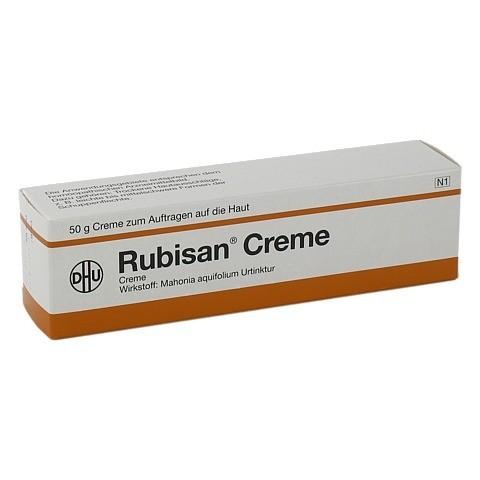 RUBISAN Creme 50 Gramm N1