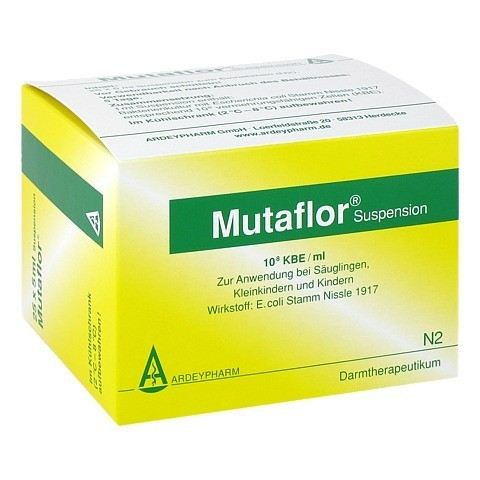 MUTAFLOR 25x5 Milliliter N2