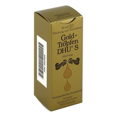 GOLDTROPFEN DHU S Mischung 30 Milliliter N1