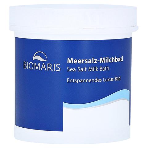 BIOMARIS Meersalz Milchbad 400 Gramm