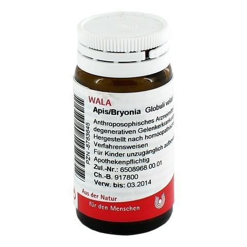 APIS BRYONIA Globuli 20 Gramm N1