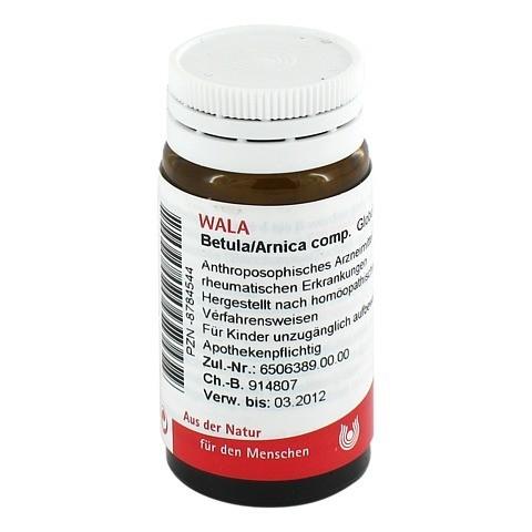 BETULA/ARNICA comp.Globuli 20 Gramm N1