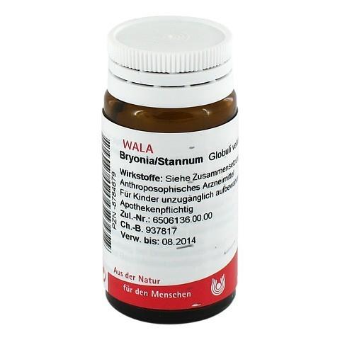 BRYONIA STANNUM Globuli 20 Gramm N1
