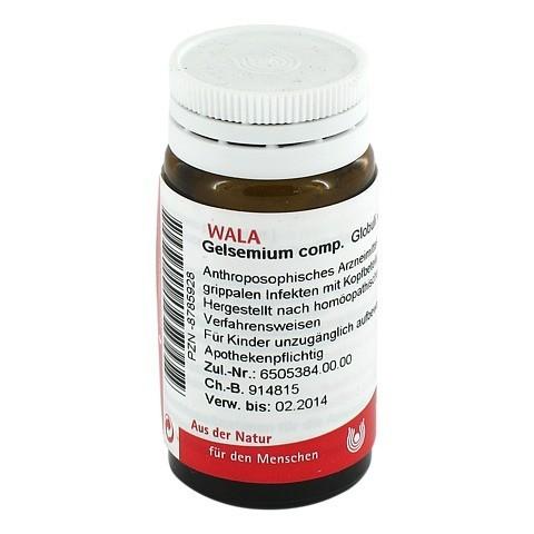 GELSEMIUM COMP.Globuli 20 Gramm N1