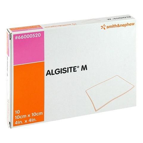 ALGISITE M Calciumalginat Wundaufl.10x10 cm ster. 10 Stück