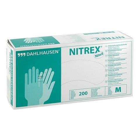 NITRIL Handschuhe ungepudert Gr.M 200 Stück