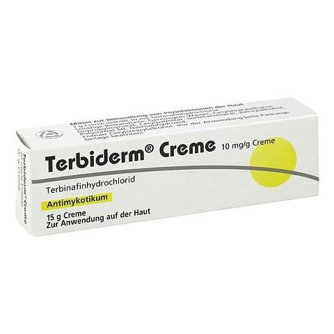 Terbiderm 10mg/g 15 Gramm N1