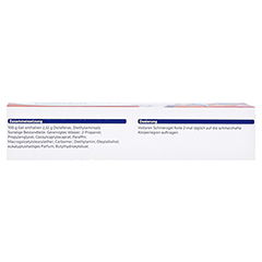 Voltaren Schmerzgel forte 23,2mg/g 150 Gramm N3 - Unterseite