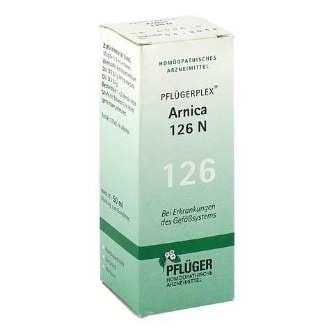 PFLÜGERPLEX Arnica 126 N Tropfen 50 Milliliter N1