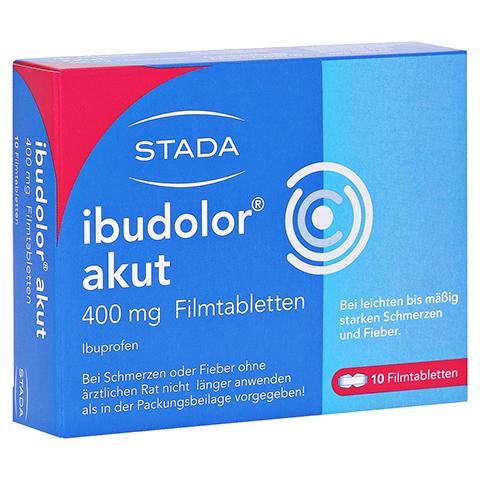Ibudolor akut 400mg 10 Stück N1