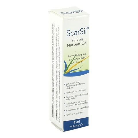 SCARSIL Silikon Narben Gel 4 Milliliter