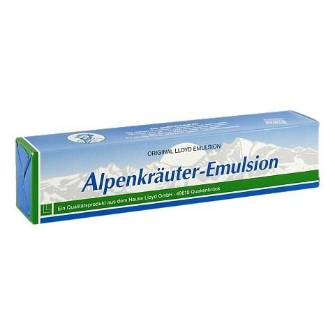 ALPENKRÄUTER Emulsion 200 Milliliter