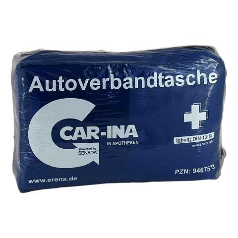 SENADA CAR-INA Autoverbandtasche blau 1 Stück