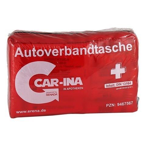 SENADA CAR-INA Autoverbandtasche rot 1 Stück