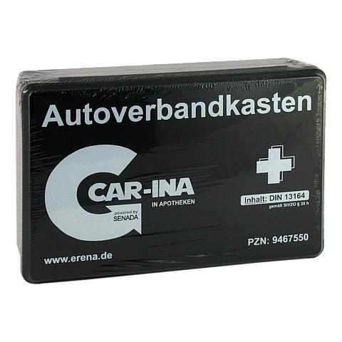 SENADA CAR-INA Autoverbandkasten schwarz 1 Stück