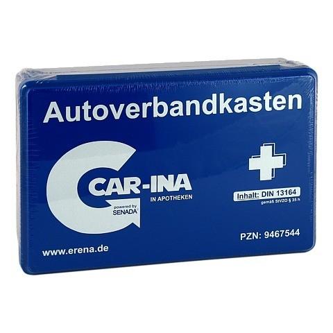 SENADA CAR-INA Autoverbandkasten blau 1 Stück