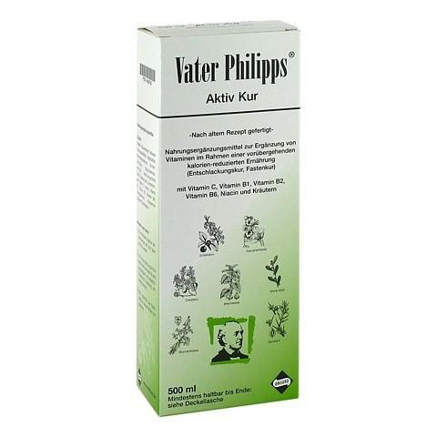VATER PHILIPPS Aktiv Kur Liquidum 500 Milliliter