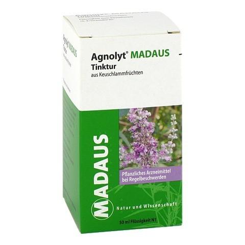 Agnolyt MADAUS 50 Milliliter N1