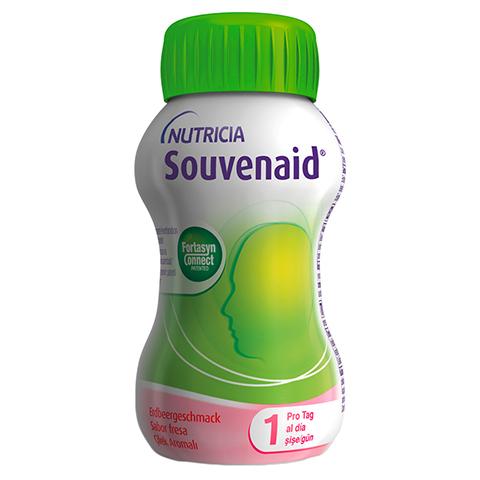 SOUVENAID Erdbeergeschmack 6x4x125 Milliliter