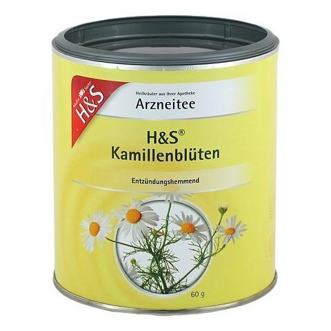 H&S Kamillenblüten Arzneitee 60 Gramm