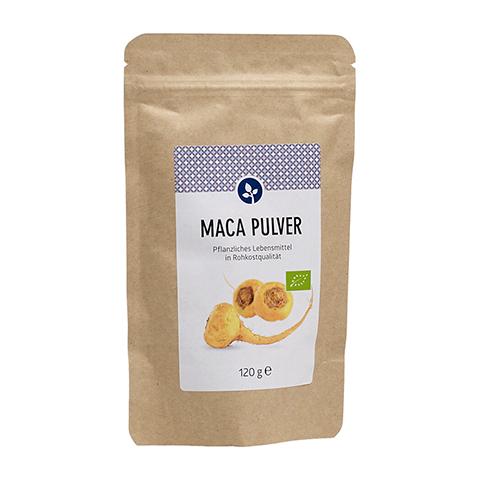 MACA Pulver 100% Bio 120 Gramm