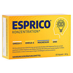 ESPRICO Kaukapseln 60 Stück