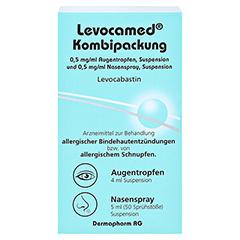Levocamed 0,5mg/ml 1 Stück N1 - Vorderseite