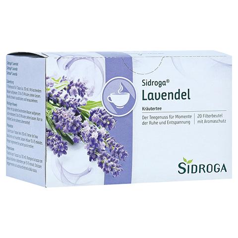 Sidroga Lavendel 20x1.0 Gramm