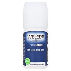 WELEDA for Men 24h Deo Roll-on 50 Milliliter