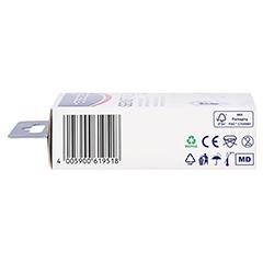 HANSAPLAST Sensitive Pflast.hypoallergen 6 cmx2 m 1 Stück - Linke Seite