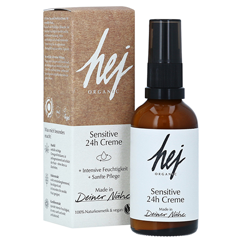 SENSITIVE 24h Creme 50 Milliliter