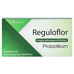 REGULOFLOR Probiotikum Tabletten 12 Stück - Vorderseite