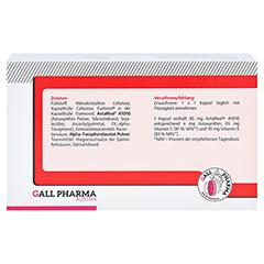 ASTAXANTHIN 4 mg GPH Kapseln 90 Stück - Rückseite