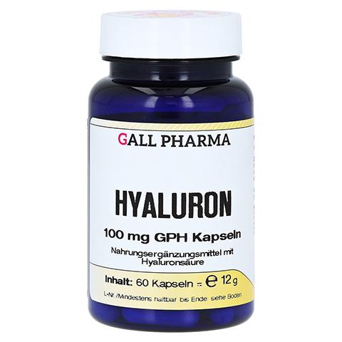 HYALURON 100 mg GPH Kapseln 60 Stück