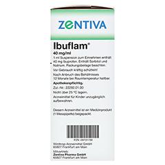 Ibuflam 40mg/ml 100 Milliliter N1 - Rechte Seite