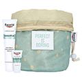 EUCERIN DermoPure hautbilderneuerndes Serum + gratis Kosmetikbeutel inkl. DermoPure Renigungsgel 20ml 40 Milliliter