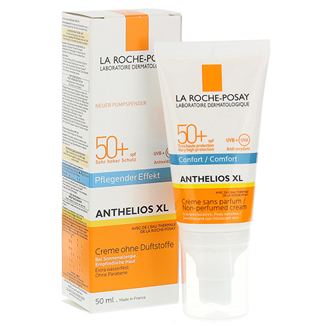 ROCHE-POSAY Anthelios XL LSF 50+ Creme / R 50 Milliliter