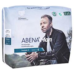 ABENA Man formula 2 Einlagen 15 Stück