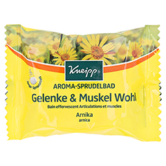 KNEIPP Aroma Sprudelbad Gelenke & Muskel Wohl 1 Stück
