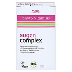 AUGEN COMPLEX Bio Tabletten 60 Stück - Vorderseite