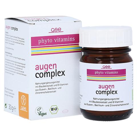 AUGEN COMPLEX Bio Tabletten 60 Stück