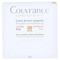 AVENE Couvrance Kompakt Cr.-Make-up reich.beig.2,5 10 Gramm - Vorderseite